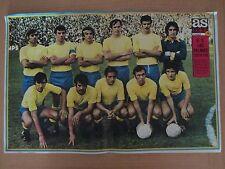 POSTER DE REVISTA AS COLOR U.D. LAS PALMAS 1973-74