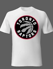 Toronto Raptors T Shirts White or you choose your color