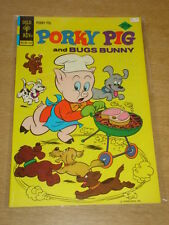 PORKY PIG #56 VF (8.0) GOLD KEY COMICS OCTOBER 1974 COVER A