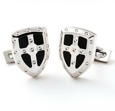 S.T. Dupont White Knight Cufflinks, Premium Edition 5496, Prototype, New In Box