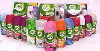4 Pk Air Wick Freshmatic Ultra Refills Automatic Spray Fragrances Various Scent