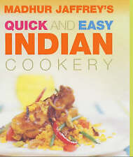 MADHUR JAFFREY'S QUICK AND EASY INDIAN COOKERY., Jaffrey, Madhur., Used; Very Go