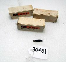 Lot of Carbide Insert Cutters (Inv.30401)