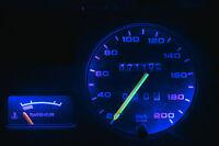 Blue LED Dash Instrument Cluster Light Upgrade Kit for Holden VB VC VH 1978-1984