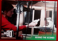 JOE 90 - BEHIND THE SCENES - Card #48 - GERRY ANDERSON COLLECTION - Unstoppable