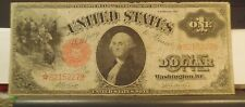 1917 Large USN (Legal Tender) FR-37 *Replacement*Note grades Very Fine #-5227