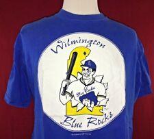 ca332288e1 Wilmington Blue Rocks 1996 Original Logo T-Shirt L XL Minor League Royals