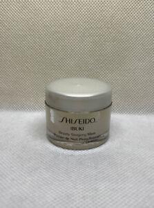 SHISEIDO - IBUKI Beauty Sleeping Mask - 0.35 OZ (NoBox)