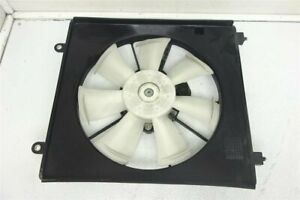 13-17 Honda Accord Sport Ac Condenser Cooling Fan Motor Shroud 38615-5A2-A02