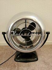 Vintage Mid Century Large Vornado Electric 3 Speed Fan Model no.10D1 Works Great
