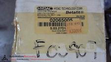 New listing Hydac 02065005, Hydraulic Filter Element; Pressure Cartridge, 120 Gpm, #275438