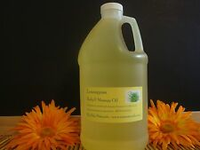 Lemongrass Body & Massage Oil 64oz/Half Gallon