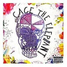 CAGE THE ELEPHANT - CAGE THE ELEPHANT  CD 11 TRACKS SOFT ROCK / POP ROCK NEU