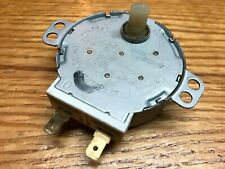 Emerson Rival WBend Microwave Synchronous Motor TYJ50-8A19 100/120V 4/4.8RPM 4W