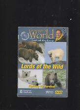 Grainger's World:Travels With Greg Grainger DVD Lords Of The Wild - Fighting Sur
