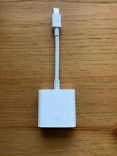 OEM Genuine Apple Mini DisplayPort to DVI Adapter A1305