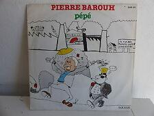PIERRE BAROUH Pépé SHB 521