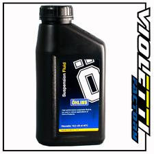 1 litro olio Forcella Ohlins 01330-01 5 Front Fork Oil 1 liter 1330 01 forcelle