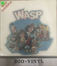 """W.A.S.P. - The Real Me - Limited Edition 7"""" Shaped Picture Disc Nr Mint Con"""