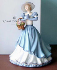 Royal Doulton HAPPY BIRTHDAY Pretty Ladies Figurine 2011 Hand Signed HN5428 New