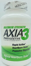 Axia Essentials Axia3 ProDigestive Heartburn Relief - 90 Chewable Tablets