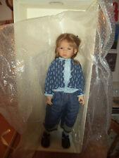 New listing Annette Himstedt Kinder Doll - Emilie #108/377 Original Box & Shipping Box