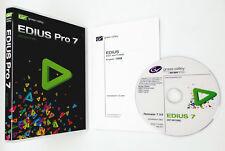 Grass Valley EDIUS Pro 7 Vollversions-Paket