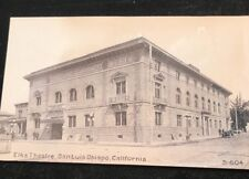 CA, San Luis Obispo. ELKS THEATRE. Unmailed Antique Postcard