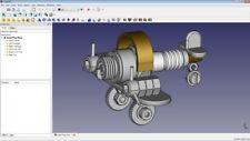 3D CAD - Mechanical Engineering & Product Design Modeling Modelling Software
