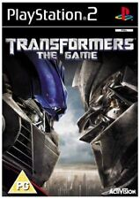 Transformers The Game - PS2 Playstation 2