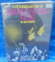 A Pictorial History Of Science Fiction Films By Jeff Rovin 1975 Citadel Press
