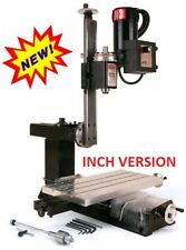 Sherline 5800 NexGen Vertical Mill NEW Release! (For MERTIC See Sherline 5810)