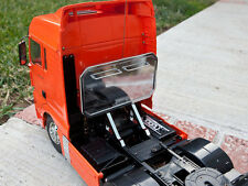 Rear Headache Aluminum Rack Tamiya 1/14 RC King Grand Hauler Cascadia Actros Man