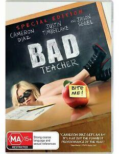 Bad Teacher : NEW DVD