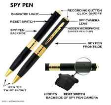 PENNA SPIA  Video AUDIO  Recorder Pen Spy Pen Camera MICROSPIA