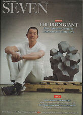 Antony Gormley on Magazine Cover December 2012