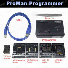 ProMan Professional-Programmer Repair Tool Copy NAND-FLASH Chip Data Recovery