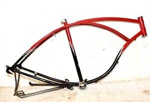 REPOP Schwinn Cruiser Bicycle * FRAME CHAIN HEAD BADGE * Mens Phantom Bike Part
