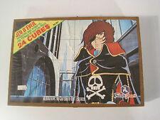 ancien jeux de cubes de : ALBATOR , LE CORSAIRE DE L'ESPACE , série TV antenne 2