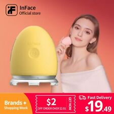 InFace Skin Care Device Face Care Tool Tactile Vibration Massager Sonic Wrinkle