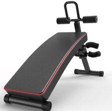 Pro Multi-Gym Abdominal Sit Up Bench&Crunch Fitness Workout Training Machine