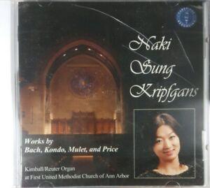 Naki Sung Kripfgans CD New