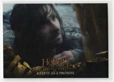 The Hobbit The Battle of the Five Armies - Base Card 16 Canvas Parallel 28/75