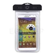 Waterproof Underwater Pouch Dry Bag Neck Armband Compass Case For Mobile Phones