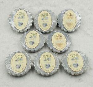 Yankee Candle Sweet Pea Tarts - Original Round Label - Lot of 8 - Rare