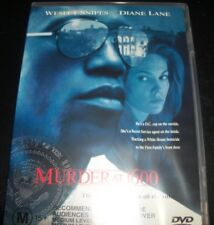 Murder At 1600 (Diane Lane - Wesley Snipes) (Australia Region 4) DVD – Like New