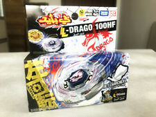 Takara Tomy Beyblade Metal Fusion BB43 Ligntning L-Drago 100HF with Launcher