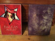 Barbie Christabelle Dallas Darlin' Doll Collector Box Gold Platinum Label Lot