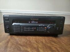 Sony AV Receiver STR-SE491 FM/AM Stereo Audio/Video 5.1 Channel Surround Sound