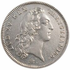 [#57990] France, Royal, Token, Ef(40-45), Silver, Feuardent #4391, 8.53